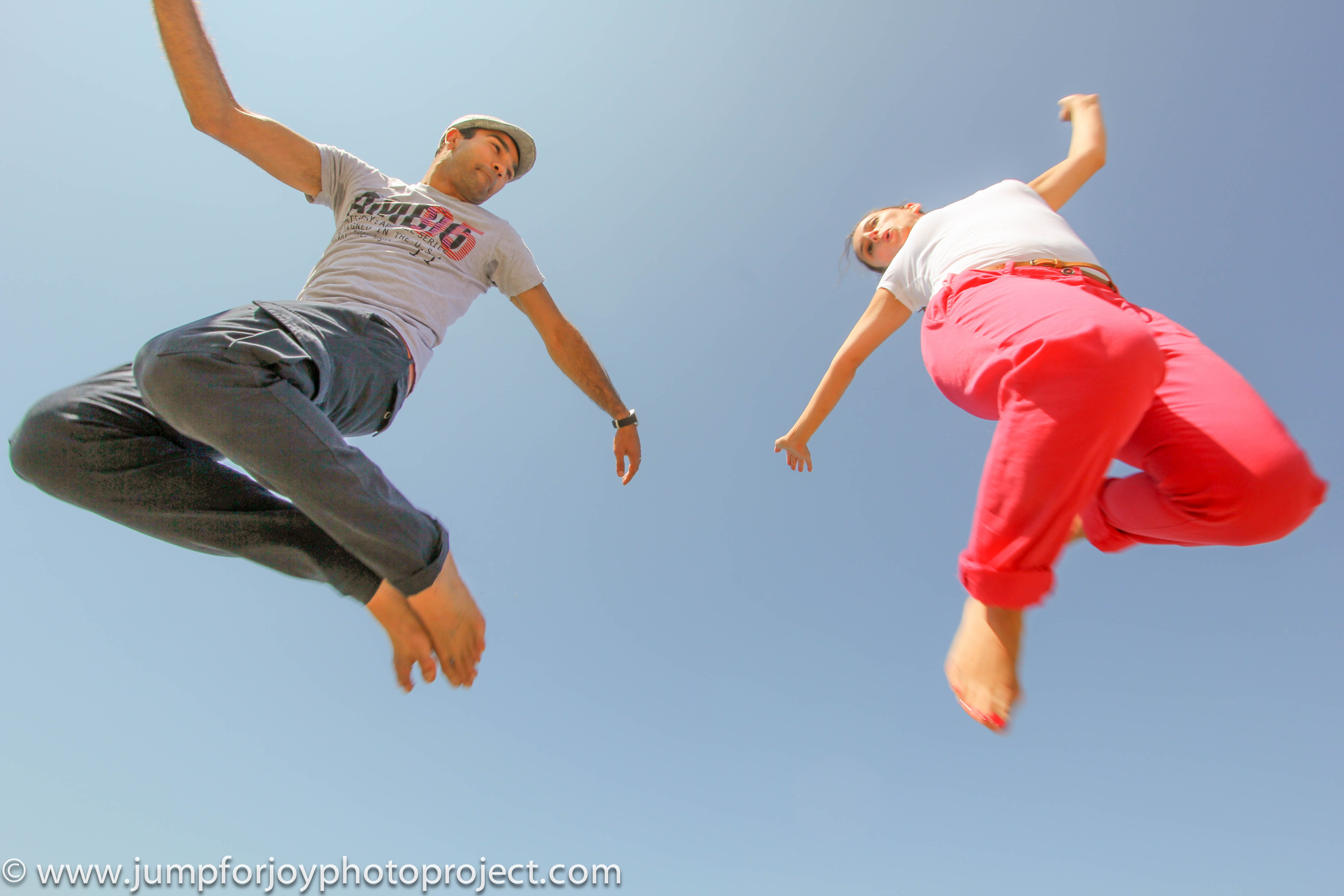 Jump up, jump over! photo – Fresh and Ahamad – JUMP FOR ...