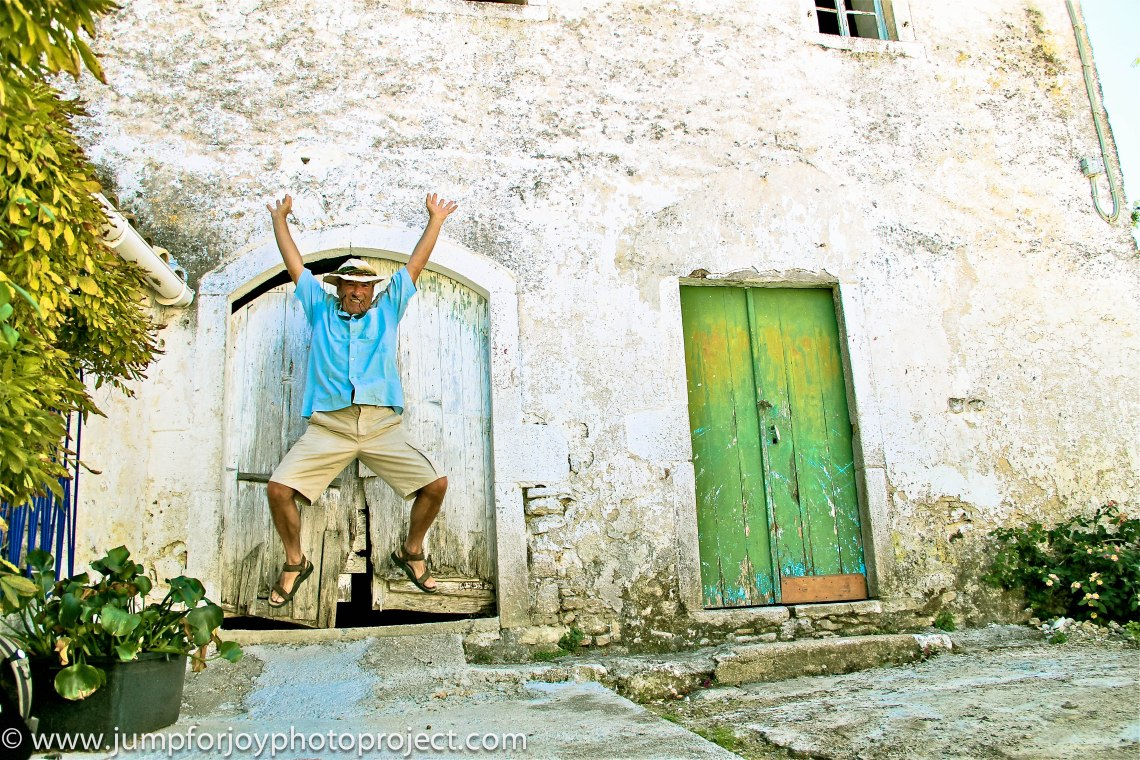Corfu joy! Photo by Eyoälha Baker www.jumpforjoyphotoproject.com