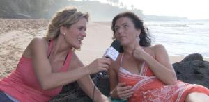 Lilou Mace interview Kauai Sept 2012
