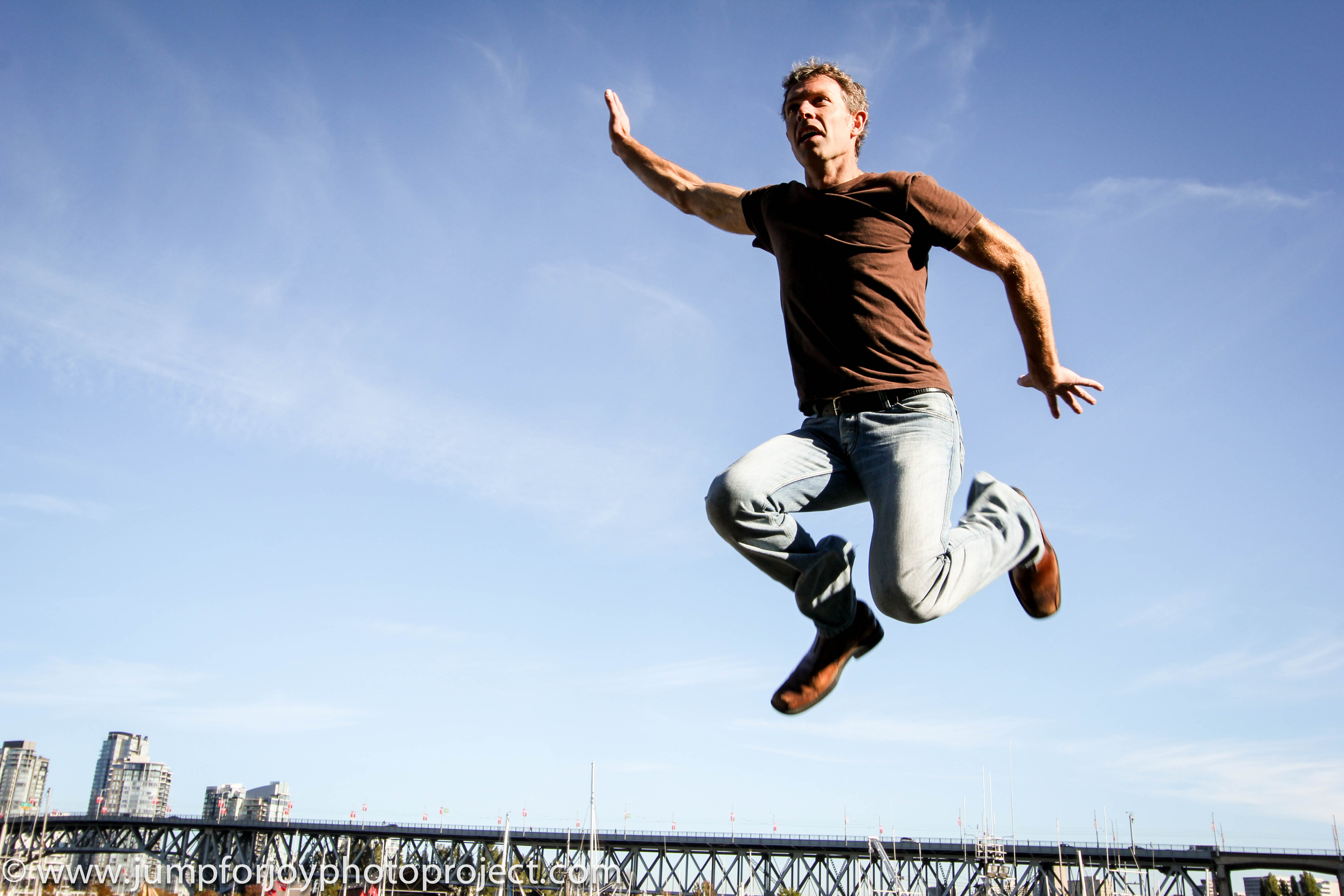 jump for joy photo of the day � steve bowers november 7