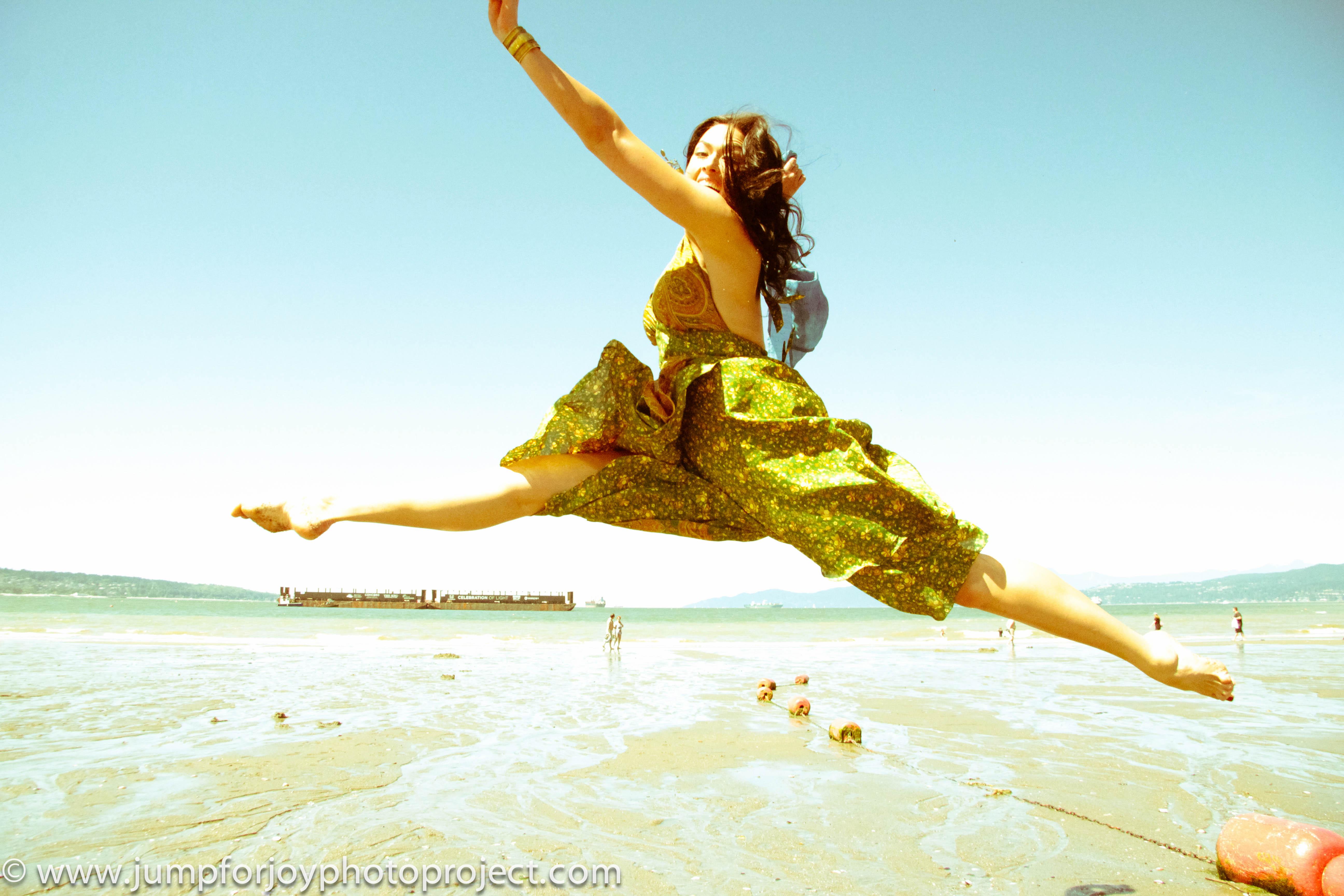 jump for joy photo of the day � aliyah o�brien november