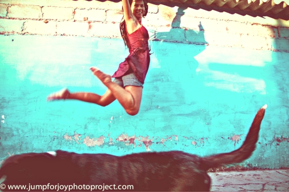 Photo of Eyoälha by Esra Inal www.jumpforjoyphotoproject.com