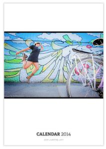 2014 Jump for joy! Calendar