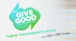 Give Good Interview with Katie McCarty December 4, 2013