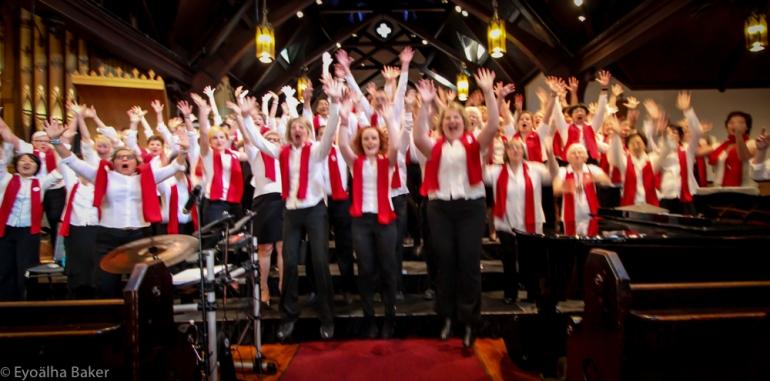 Joyful Voice Community Choir