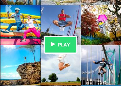 Jump for Joy Kickstarter Campaign - watch video here