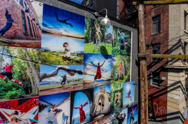 Vancouver Jump for Joy Mural