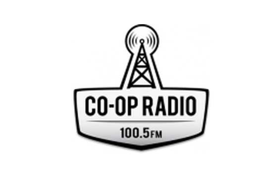 Co-Op Radio interview on  Redeye Aug 22, 2015