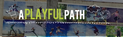 A Playful Path - A sweet note on Jumping for Joy by Bernie De Koven