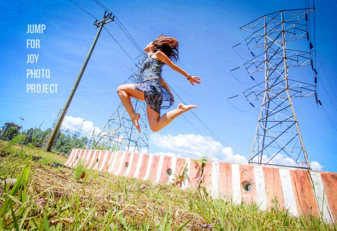 Selfie Jump photo by Eyoalha Baker