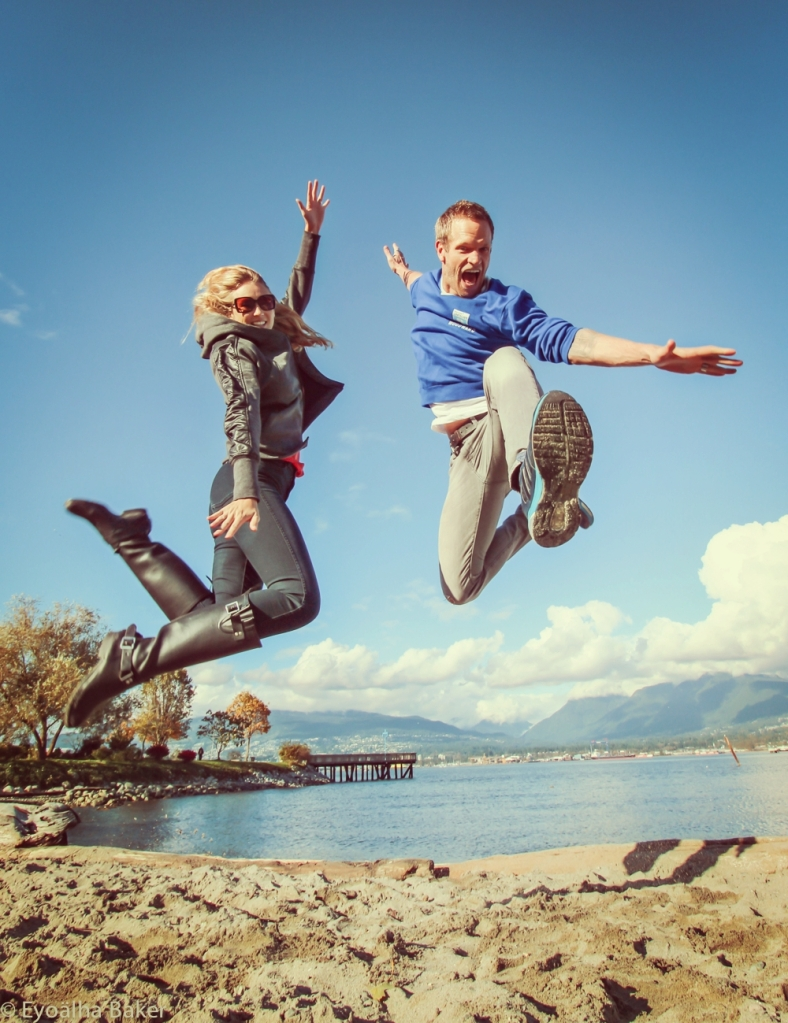 Ashleigh and Jay DeMerit Jumping Joy Photo by Eyoälha Baker for www.jumpforjoyphotoproject.com