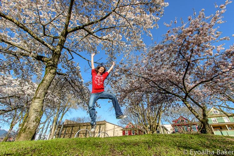 Laura Vancolen Jump for Joy  Photo by Eyoälha Baker www.jumpforjoyphotoproject.com